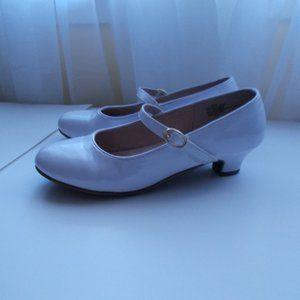 Chasing Fireflies Girls Dress Shoes White Size 3M